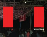 Canadian Flag at The Harbourfront
